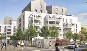 Dijon programme immobilier rénové « 1887 » en loi pinel