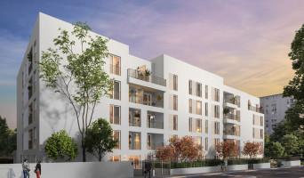 Marseille programme immobilier neuf « Chante Perdrix Park » en Loi Pinel