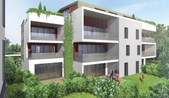 Bordeaux programme immobilier neuf « Villa Etchenique » en Loi Pinel