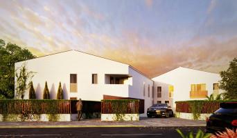 Toulouse programme immobilier rénové « Patio Lardenne » en loi pinel
