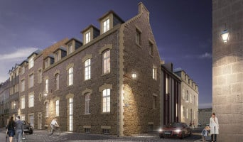 Saint-Malo programme immobilier rénové « La Cybèle »