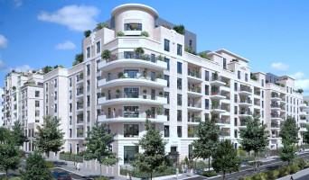 Saint-Ouen-sur-Seine programme immobilier neuve « Rue Pablo Picasso - Bât. A »  (2)
