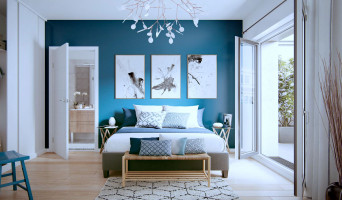 Saint-Ouen-sur-Seine programme immobilier neuve « Rue Pablo Picasso - Bât. A »  (3)