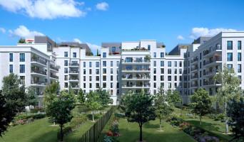 Saint-Ouen-sur-Seine programme immobilier neuve « Rue Pablo Picasso - Bât. A »  (4)