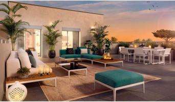 Lyon programme immobilier neuf « Pur Valmy Bât. A » en Loi Pinel