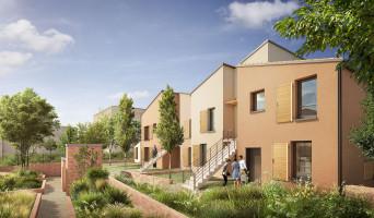 Toulouse programme immobilier neuve « L'Aparté » en Loi Pinel  (2)
