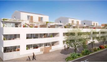 Beauzelle programme immobilier rénové « Urban Lodge - Les Appartements » en loi pinel