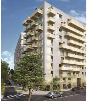 Asnières-sur-Seine programme immobilier neuf « Amplitude » en Loi Pinel
