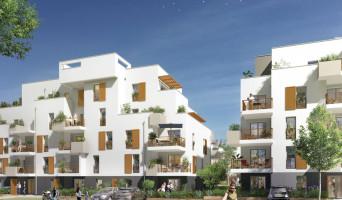 Chambray-lès-Tours programme immobilier rénové « Mosaïk » en loi pinel