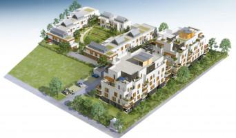 Chambray-lès-Tours programme immobilier neuve « Mosaïk » en Loi Pinel  (3)
