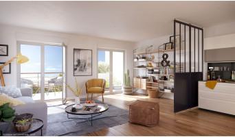 Chambray-lès-Tours programme immobilier neuve « Mosaïk » en Loi Pinel  (4)