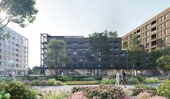 Bordeaux programme immobilier neuve « Square Saint-Louis »