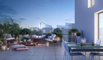 Toulouse programme immobilier neuf « Urban Garden » en Loi Pinel