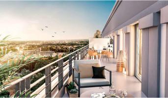 Noisy-le-Grand programme immobilier neuve « Les Jardins d'Abraxas »
