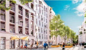 Noisy-le-Grand programme immobilier neuve « Les Jardins d'Abraxas »  (2)