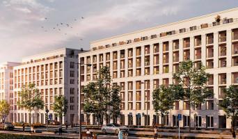Noisy-le-Grand programme immobilier neuve « Les Jardins d'Abraxas »  (3)
