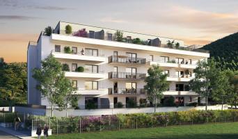 Albertville programme immobilier rénové « Les Balcons Etoilés » en loi pinel