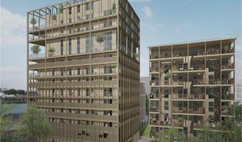 Bordeaux programme immobilier rénové « Résidence n°216465 » en loi pinel