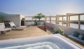 Bordeaux programme immobilier rénové « Résidence n°216466 » en loi pinel