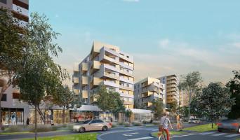 Vénissieux programme immobilier neuve « Le Quartz »