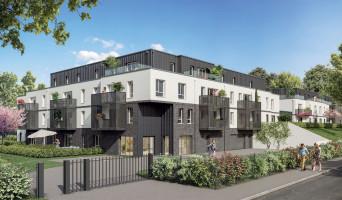Amiens programme immobilier neuve « Les Rives du Bois » en Loi Pinel