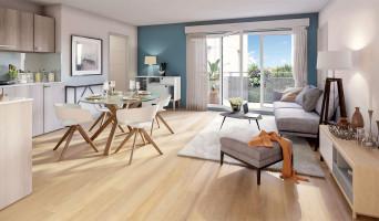 Amiens programme immobilier neuve « Les Rives du Bois » en Loi Pinel  (2)