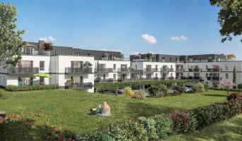 Amiens programme immobilier neuve « Les Rives du Bois » en Loi Pinel  (3)