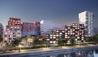Strasbourg programme immobilier neuf « Quai Starlette II
