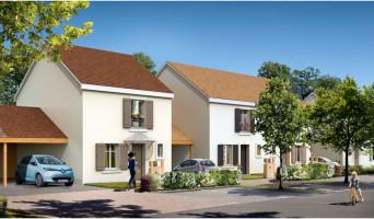Fontenay-le-Vicomte programme immobilier rénové « Nature & Sens » en loi pinel