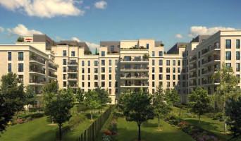 Saint-Ouen-sur-Seine programme immobilier neuve « Rue Pablo Picasso - Bât. B »