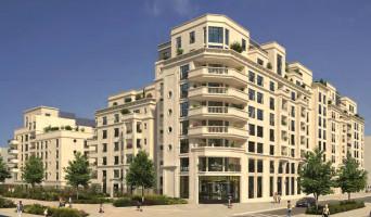 Saint-Ouen-sur-Seine programme immobilier neuve « Rue Pablo Picasso - Bât. D »
