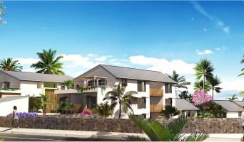 Saint-Paul programme immobilier rénové « Jardin d'Eva » en loi pinel