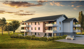 Messery programme immobilier neuve « Allure Messery »