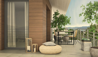 Messery programme immobilier neuve « Allure Messery »  (2)