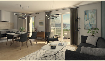 Messery programme immobilier neuve « Allure Messery »  (3)
