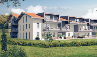 Neydens programme immobilier neuf « ALTIMA » en Loi Pinel