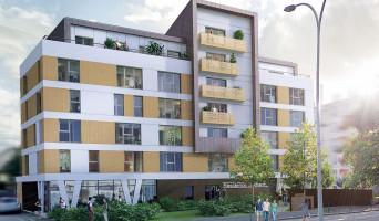 Rennes programme immobilier rénové « My Campus Villejean Université » en loi pinel