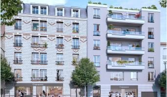 Arcueil programme immobilier neuve « L'Avenue »