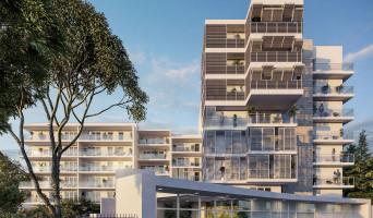 Marseille programme immobilier rénové « White Garden » en loi pinel