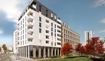Nancy programme immobilier neuf « Life » en Loi Pinel