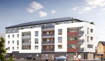 Le Mans programme immobilier rénové « Confluence »