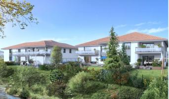 Amancy programme immobilier neuve « Résidence Rivage »