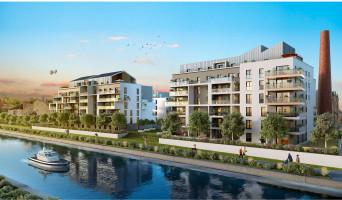 Nancy programme immobilier neuve « Les Rivages » en Loi Pinel