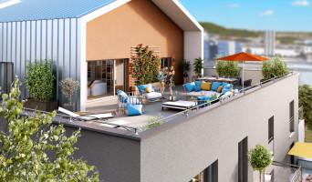 Nancy programme immobilier neuve « Les Rivages » en Loi Pinel  (2)