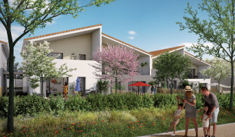 Villefranche-sur-Saône programme immobilier rénové « Le Parc de la Ronze » en loi pinel
