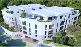 Montpellier programme immobilier neuve « Oréa » en Loi Pinel