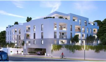 Montpellier programme immobilier neuve « Oréa » en Loi Pinel  (2)