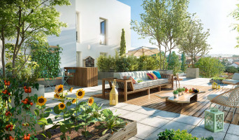 Drancy programme immobilier neuve « Terra Azzurra »