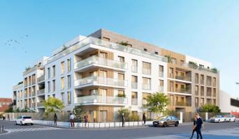 Drancy programme immobilier neuve « Terra Azzurra »  (2)