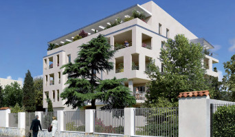 Marseille programme immobilier neuve « Isadora »